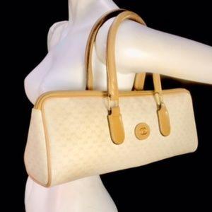 Gucci vtg Speedy Satchel Doctors Boston Bag gg